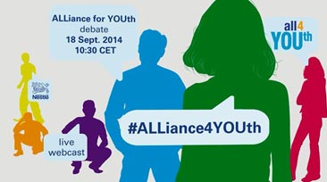 Debate Alliance for YOUthen en directo