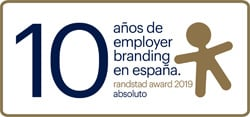 Sello Premios Randstad Award