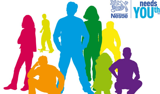 NESTLE NEEDS YOUTH