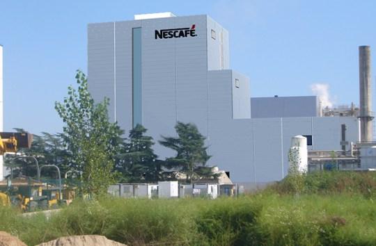 Nestlé invertirá 102 millones de euros en su fábrica de NESCAFÉ en Girona