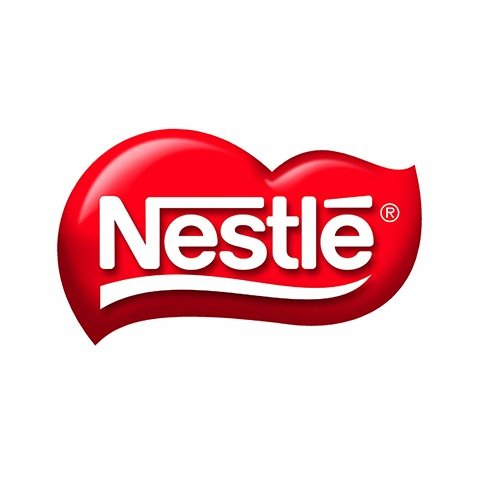 Logotipos de Nestlé en Flickr