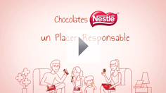 Chocolates Nestlé, un Placer Responsable