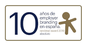 sello del Randstad Award 2019