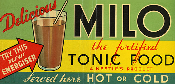 Bebida de chocolate malteado Milo