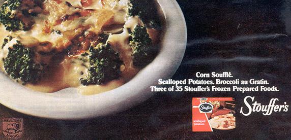 Nestlé adquiere la empresa Stouffer Corporation