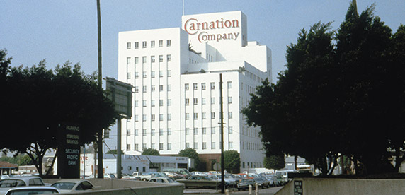 Edificio Carnation company