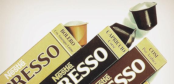 Productos Nespresso