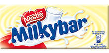Tableta de chocolate Milkybar